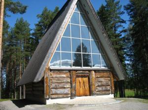 Kirche von Eva Ryynänen